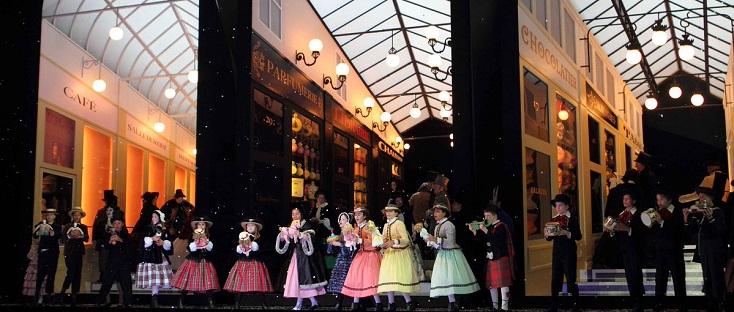 au Teatro Real (Madrid), reprise réussie de La Bohème (Puccini) de Richard Jones