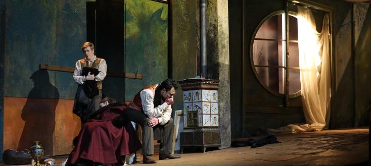 La bohème (Puccini) vue par Paul-Émile Fourny à l'Opéra-Théâtre de Metz