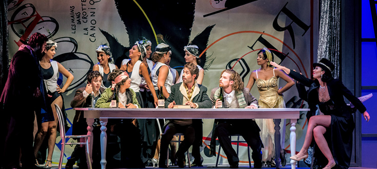 au Festival de Trapani, la jeune Stefania Panighini signe une belle Bohème