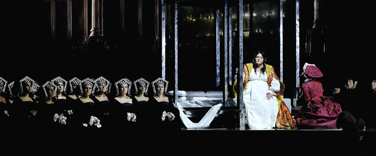 Angela Meade triomphe en Anna Bolena (Donizetti) à Séville !