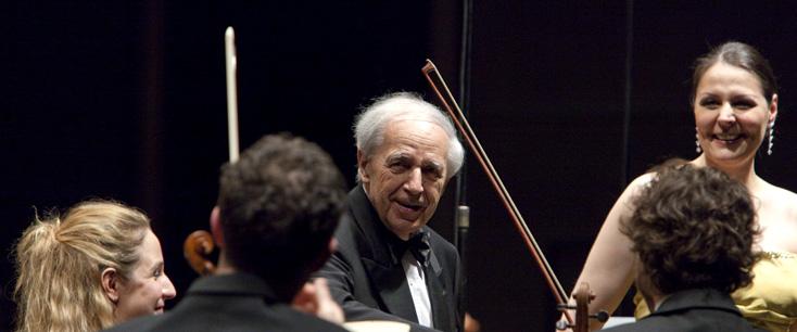 Pierre Boulez a joué Messiaen, ce soir, à l'Opéra Bastille