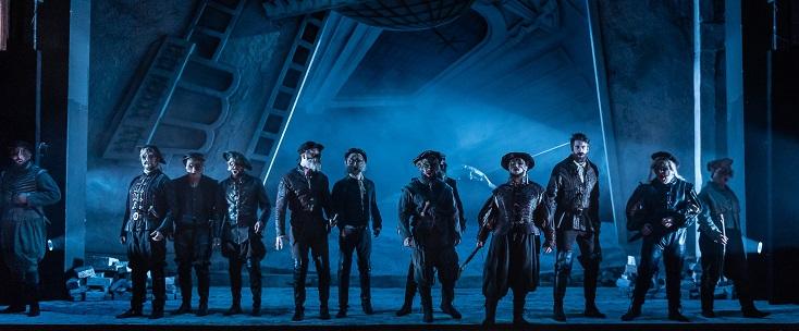 Il Bravo (1839) de Mercadante au Wexford Opera Festival 2018