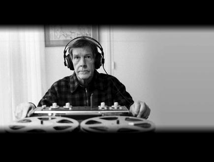 le compositeur étatsunien John Cage