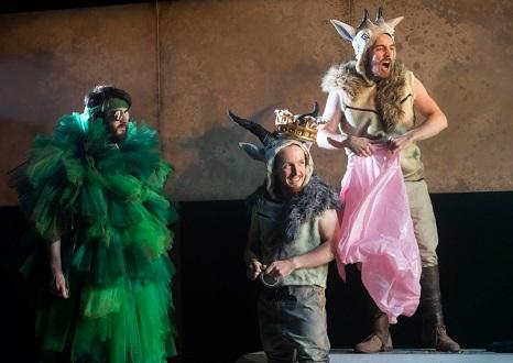 """Mathilde Lopez met en scène une catastrophique """"Calisto"""" à Longborough..."""