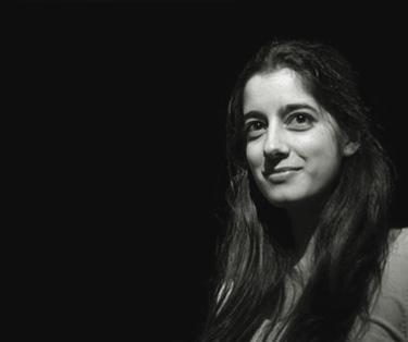Raquel Camarinha, soprano, chante La voix de la mémoire de Gaussin à La Meije