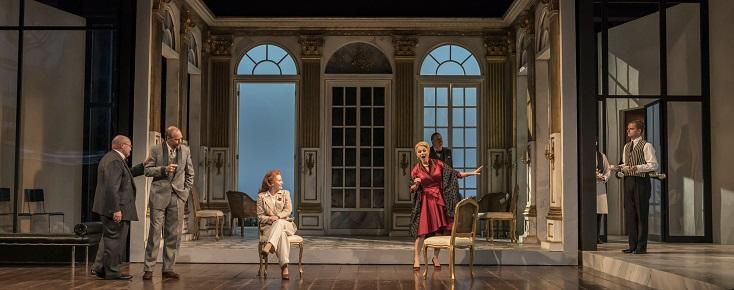 Capriccio de Richard Strauss au festival britannique Garsington Opera 2018