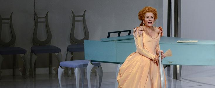 Renée Fleming chante Capriccio à la Semperoper de Dresde, novembre 2014