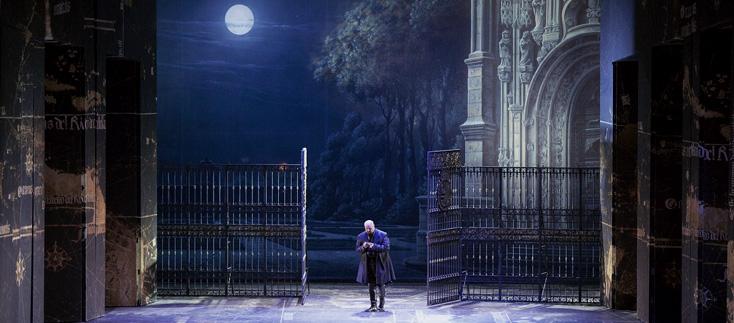 Le Maggio Musicale Fiorentino présente Don Carlo par Giancarlo Del Monaco
