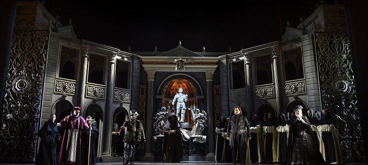 "Une nouvelle production de ""Don Carlos"" de Verdi,à Liège, en version originale"