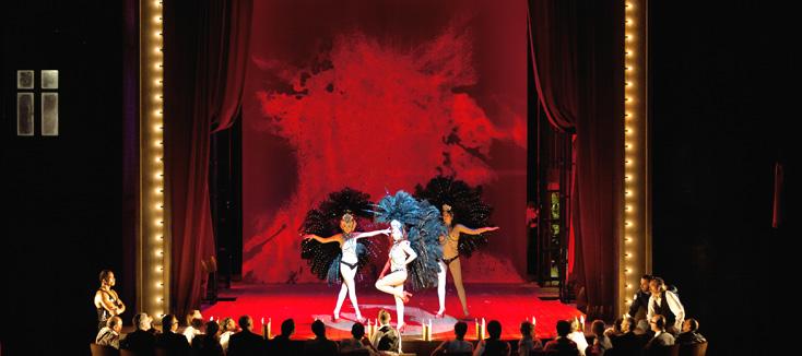 Olivier Py signe la nouvelle Carmen (Bizet) de l'Opéra de Lyon