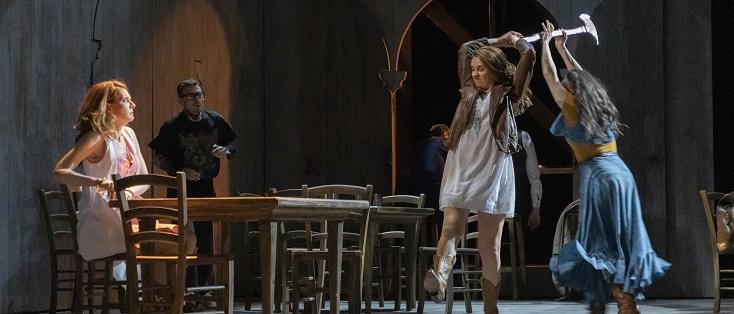 """Paul-Émile Fourny met en scène """"Carmen"""" (Bizet) à l'Opéra-Théâtre de Metz"""
