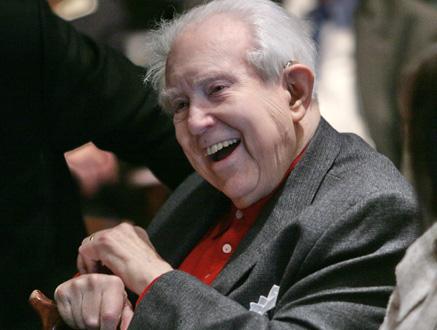 Bebeto Matthews immortalise le compositeur Elliott Carter pour ses cent ans
