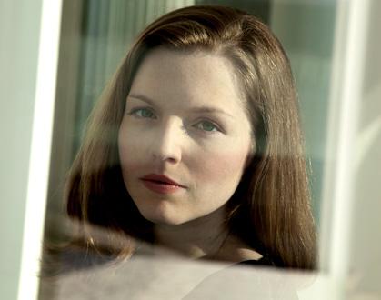 la jeune pianiste luxembourgeoise Cathy Krier au Théâtre des Bouffes du nord