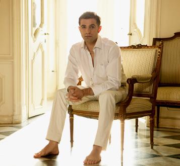 le contre-ténor Max Emanuel Cenčić chante Händel au Château de Versailles