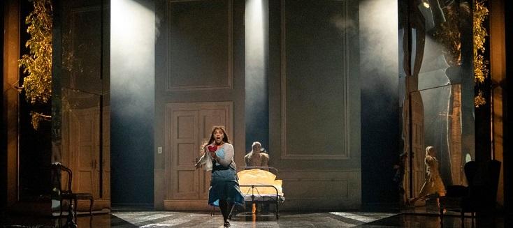 """Au festival de Glyndebourne, """"Cendrillon"""" de Jules Massenet"""