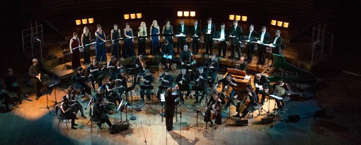 John Dowland, Henri Purcell et Jean Gilles à la Chapelle Corneille de Rouen