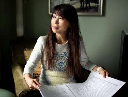 troisième épisode du portrait de la compositrice Unsuk Chin à Radio France