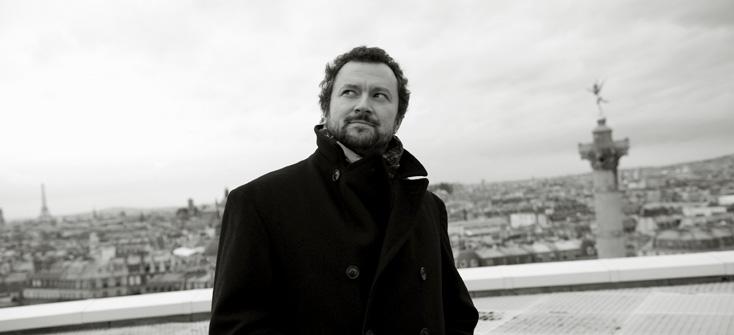 Christophe Ghristi, dramaturge de l'Opéra national de Paris, rencontre Anaclase