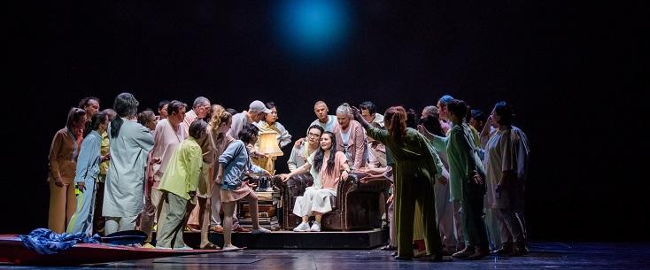 """""""The circle"""", opéra de Ludger Vollmer, en création mondiale à Weimar"""
