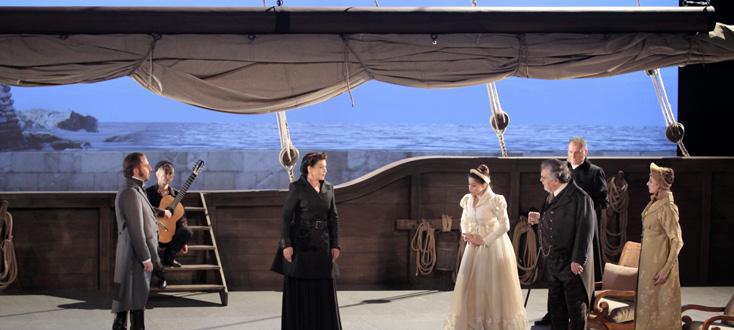 Colomba, opéra de Jean-Claude Petit, en création mondiale à Marseille