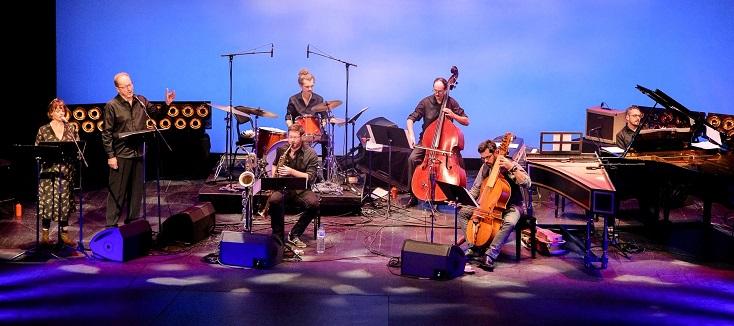 ambiance jazz pour Consonance au festival Concerts d'automne de Tours
