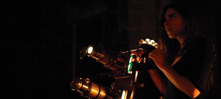 La lanterne magique de M. Couperin, spectacle de Louise Moaty