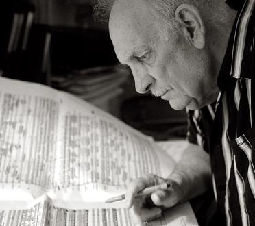 le compositeur américain George Crumb à l'honneur de cette soirée