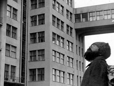 cycle de films russes en ciné-concert (Fondation Jérôme Seydoux-Pathé)