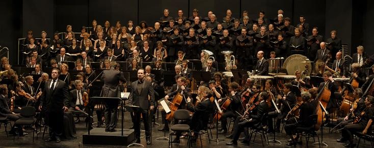 à Angers, Pascal Rophé dirige La damnationd de Faust d'Hector Berlioz