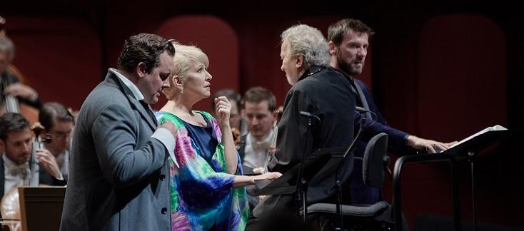 Michael Spyres, Joyce DiDonato, Nicolas Courjal, John Nelson... Berlioz !