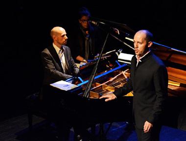 Stéphane Degout chante Fauré, Liszt, Strauss et Wolf à La Chaise-Dieu