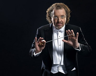 Stéphane Denève dirige le 1er concert 2016/17 de l'Orchestre national de France