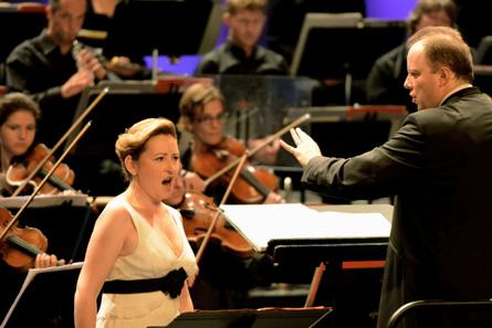 le mezzo Karine Deshayes chante les grands Italiens au Festival Berlioz