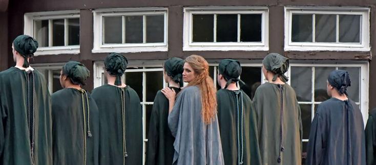 À Saratoga Springs, Nicole Paiement joue Dido and Æneas de Purcell