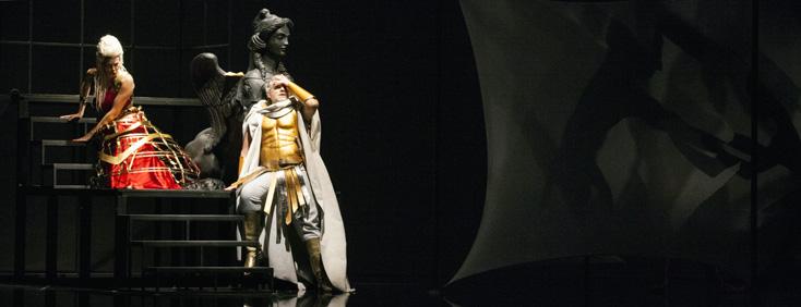 à l'Opéra de Florence, Didone abbandonata de Leonardo Vinci (1726)