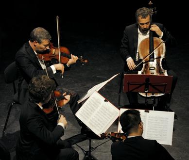 le Quatuor Diotima recrée le Livre de Boulez en un cycle de quatre concerts