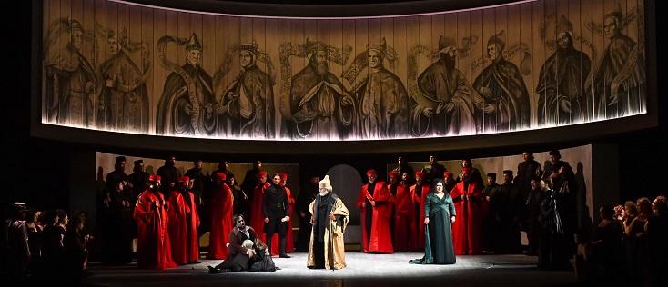 "Nouvelle production de ""I due Foscari"" au Festival Verdi, signée Leo Muscato"
