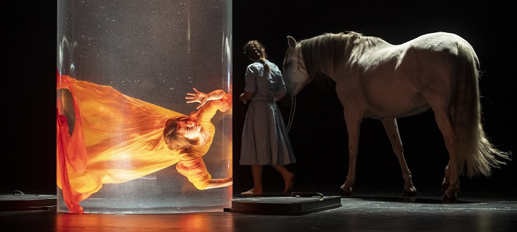 Le Grand Théâtre de Genève ose une nouvelle production d'Einstein on the beach
