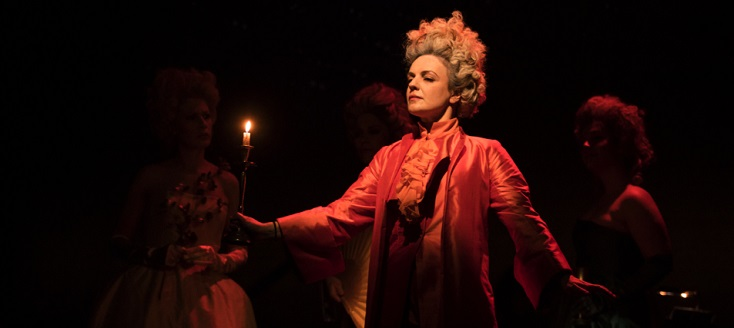 Los elementos, opéra d'Antonio de Literes au Teatro de la Zarzuela de Madrid