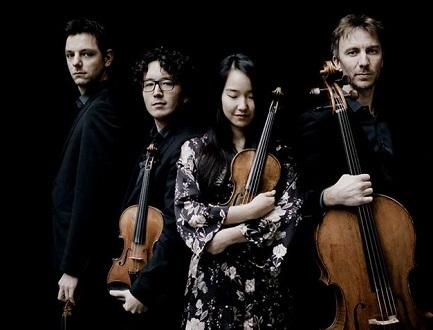 superbe Quintette op.42 de Vierne par l'excellent Quatuor Ellipse !