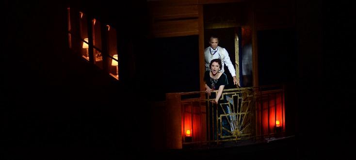 À Monte-Carlo, Dieter Kaegi signe la mise en scène de L'enlèvement au sérail
