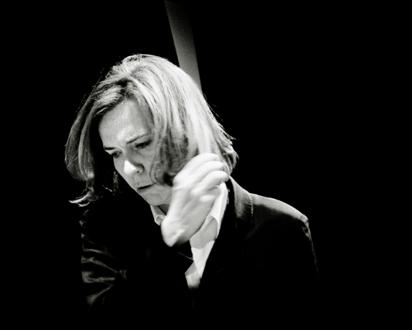 """Laurence Equilbey joue """"Die Schöpfung"""" (Haydn) à l'Arsenal (Metz)"""