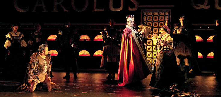 Jean-Louis Grinda reprend à Monte-Carlo sa production liégeoise d'Ernani (Verdi)