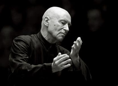 dernière soirée de Christoph Eschenbach en patron de l'Orchestre de Paris