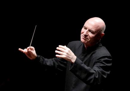 le chef allemand Christoph Eschenbach ouvre la saison de l'Orchestre de Paris
