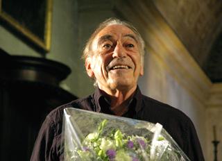 Miguel Ángel Estrella, invité d'honneur des Journées de la harpe, Arles 2006