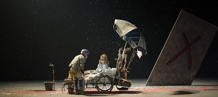 Fando et Lis, un opéra de Benoît Menut d'après la pièce de Fernando Arrabal
