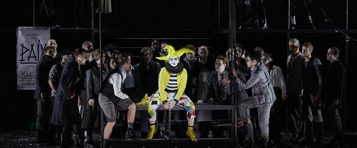 """En travaux, l'Opéra Comique s'expatrie au Châtelet pour """"Fantasio"""" d'Offenbach"""