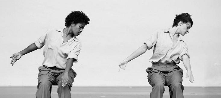 Fase,quatre mouvements dansés sur la musique de Steve Reich
