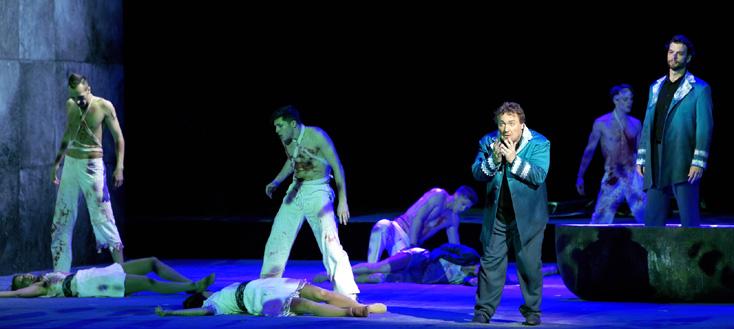 excellents Gábor Bretz et Dario Schmunck dans Faust (Gounod) à Budapest